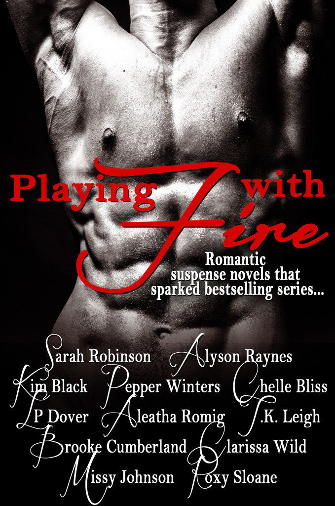 RELEASE BLITZ: – ANTHOLOGY: PLAYING WITH FIRE