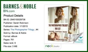 Top 9 B&N Bestseller
