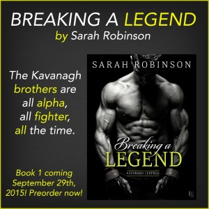 Breaking a Legend Square Teaser Preorder