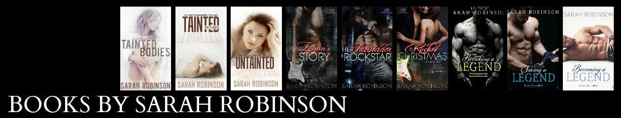 Books by Sarah Robinson