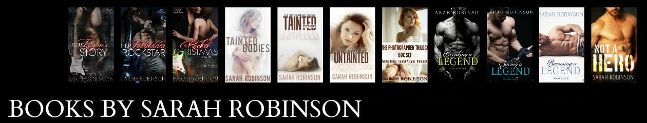 Books by Sarah Robinson