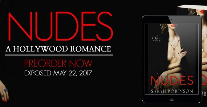 COVER REVEAL: Nudes, A Hollywood Romance